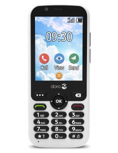 Doro 7010 4G Matte White