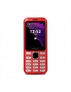 "MyPhone Maestro 2.8"" Red"