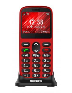 Telefunken S420 Red