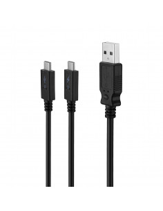 muvit cable USB-Doble Tipo...